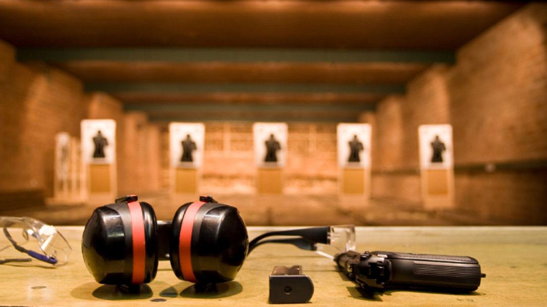 Shooting Gallery Range - Orlando Gun Range  #1 Orlando Gun Range